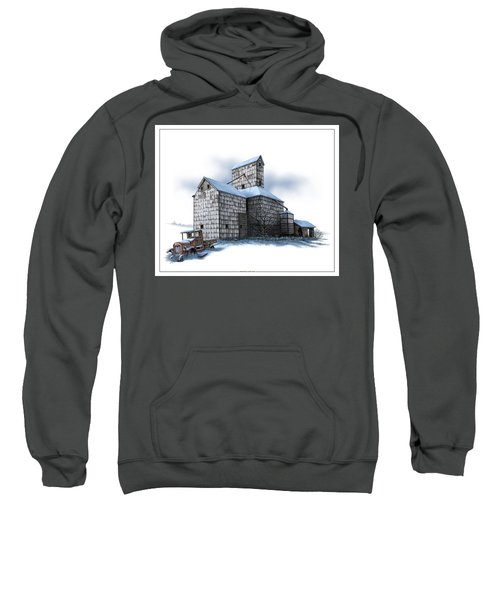 The Ross Elevator Winter Sweatshirt