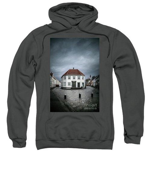 The Silent Divide Sweatshirt