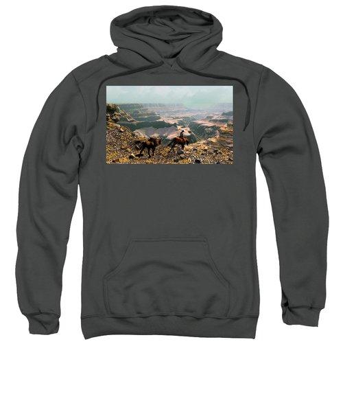 The Sinking Earth Sweatshirt