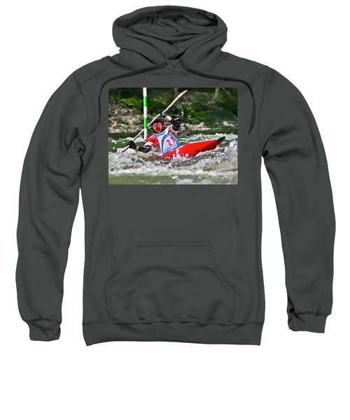 The Slalom Sweatshirt