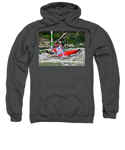 The Slalom Sweatshirt