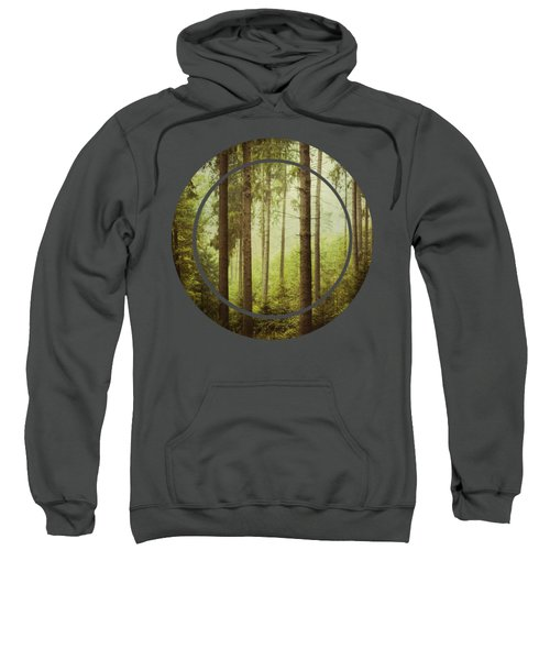 The Small And The Tall - Fir Forest Sweatshirt