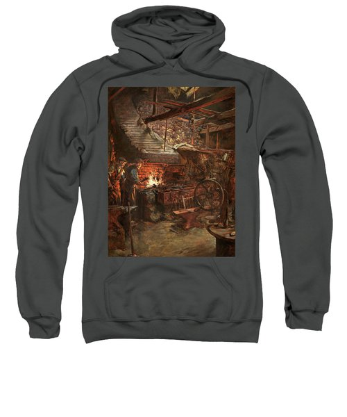 The Smith's Workshop Sweatshirt