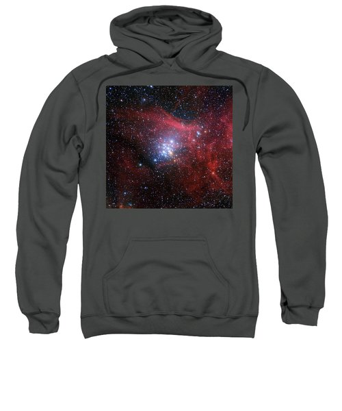 The Star Cluster Ngc 3293 Sweatshirt