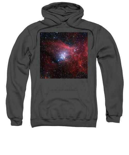 The Star Cluster Ngc 3293 Sweatshirt