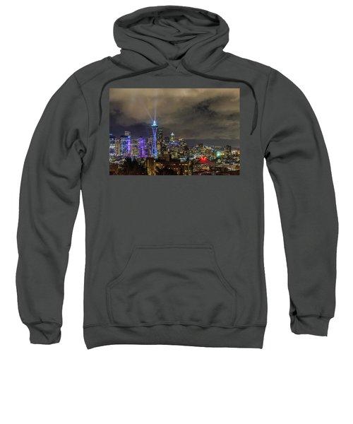 The Star Of Seattle Sweatshirt