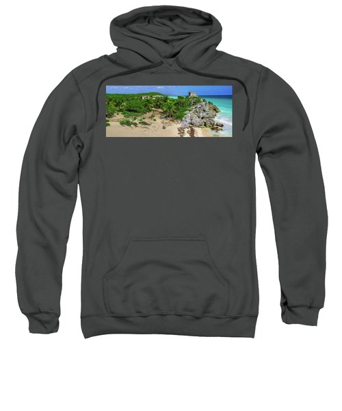 The Temple By The Sea Sweatshirt