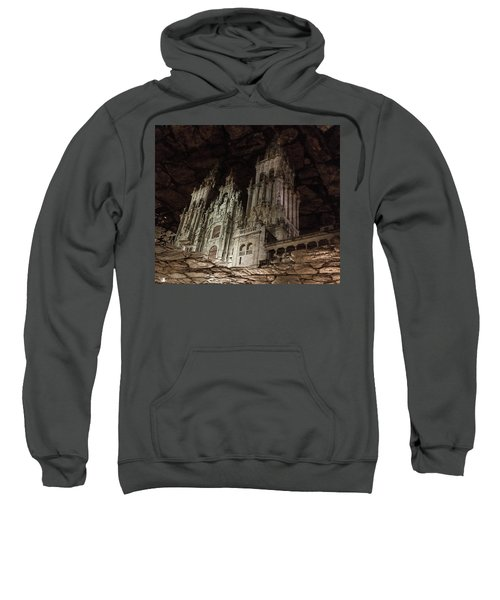 The World At Your Feet Sweatshirt