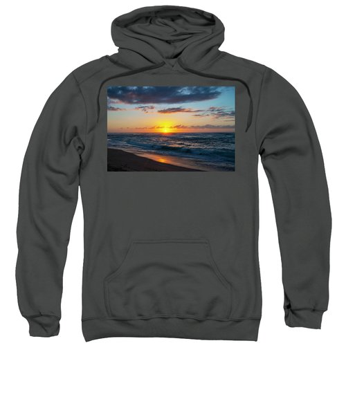 This Is Why They Call It Sunset Beach Sweatshirt