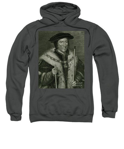Thomas Howard 3rd Duke Of Norfolk 1600s Detail A Sweatshirt