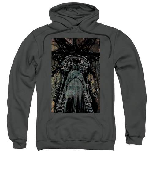 Three Caryatids Sweatshirt