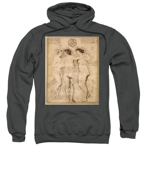 Three Graces Sweatshirt