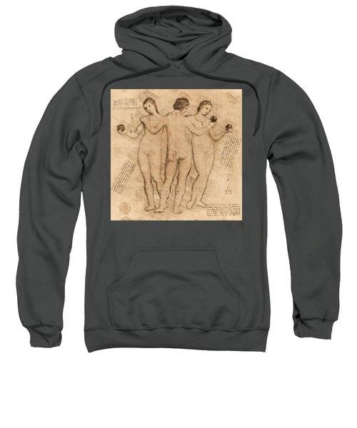 Three Graces - II Sweatshirt