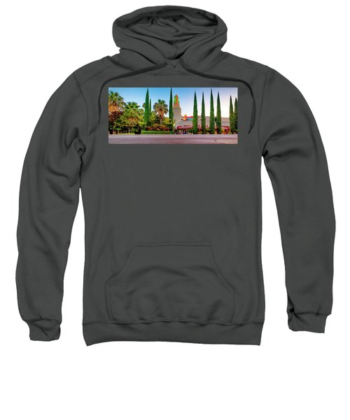 Tower Cafe Dusk- Sweatshirt