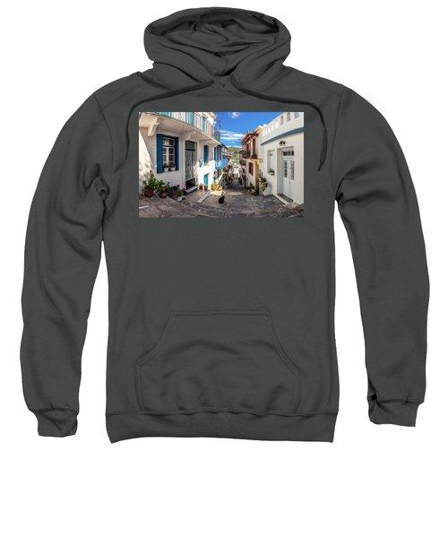 Town Of Skopelos Sweatshirt