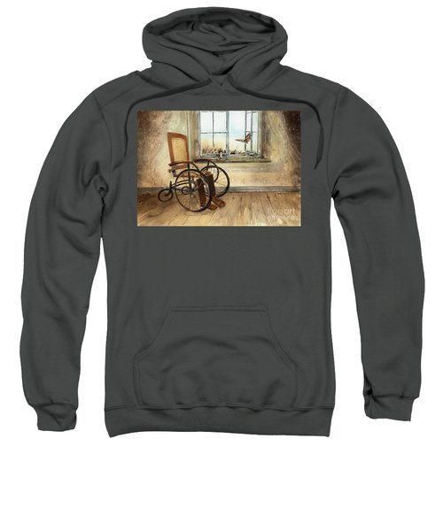 Transitioning Sweatshirt