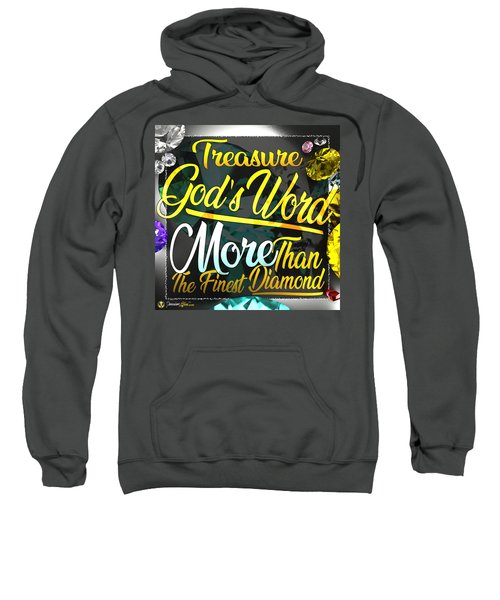 Treasure God's Word Sweatshirt