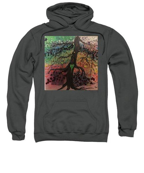 Tree Of Life Chakra Tree Sweatshirt