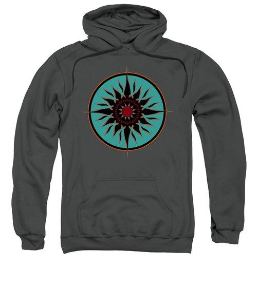 Tribal Sun Sweatshirt