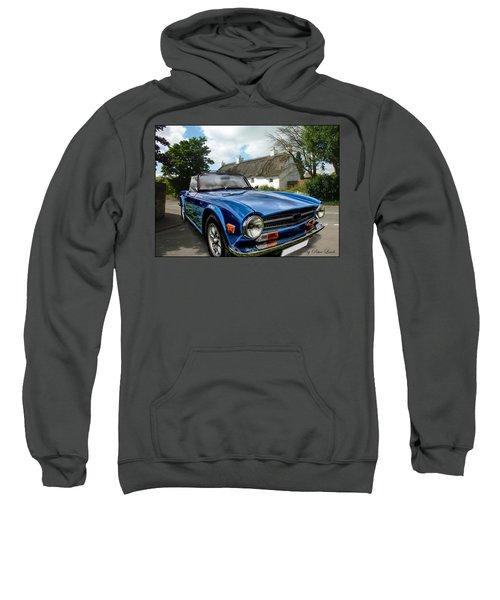 Triumph Tr6 Sweatshirt