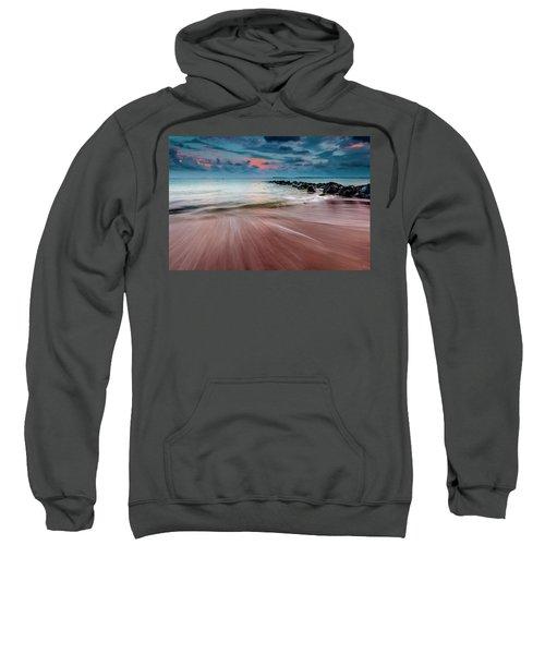 Tropic Sky Sweatshirt