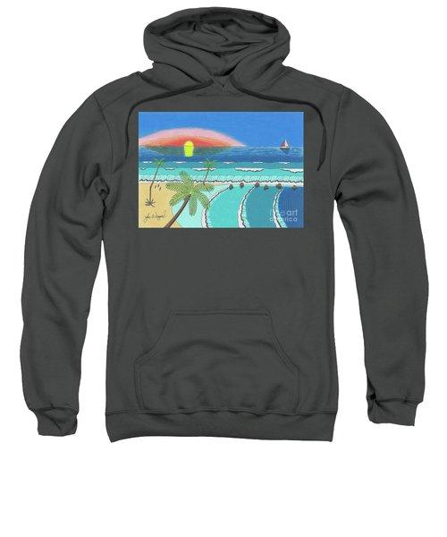 Tropical Sunrise Sweatshirt