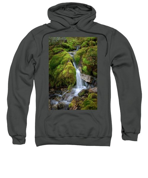 Tufteelvi, Norway Sweatshirt