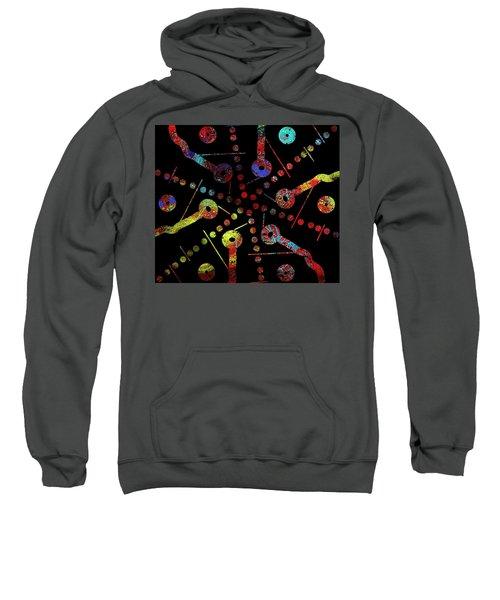 Under The Sea Digital Sea Slugs Sweatshirt