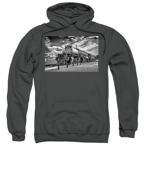 Union Pacific 4-8-8-4 Big Boy Sweatshirt