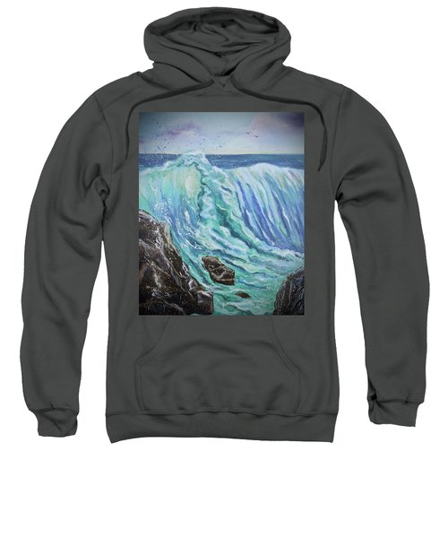 Unstoppable Force Sweatshirt