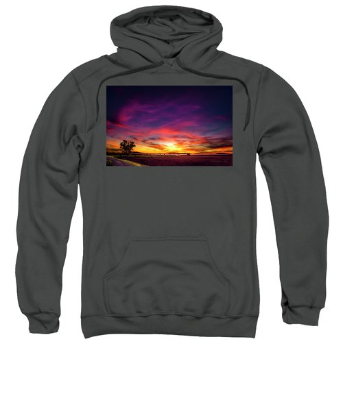 Valentine Sunset Sweatshirt