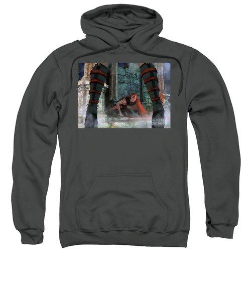 Vampire Hunter Sweatshirt