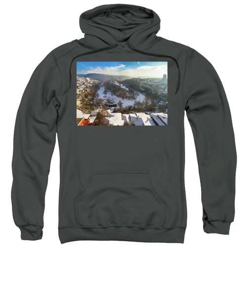 Veliko Turnovo City Sweatshirt