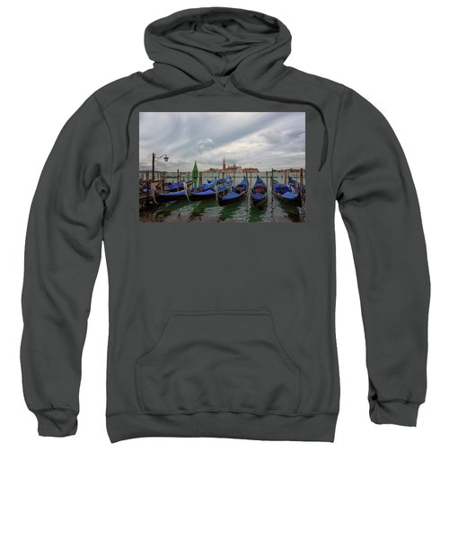 Venice Gondola's Grand Canal Sweatshirt