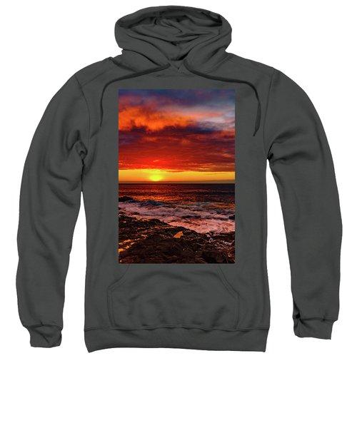 Vertical Warmth Sweatshirt