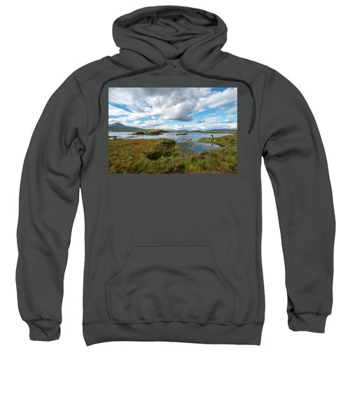 View In Glencoe, Scotland Sweatshirt