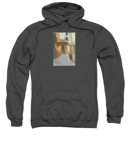 View Of Italian Arch Sweatshirt