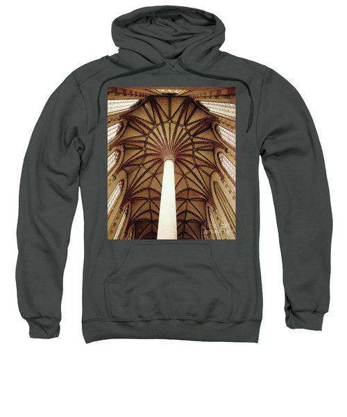 View Of The Fan Vaulting Of The Ceiling  Sweatshirt