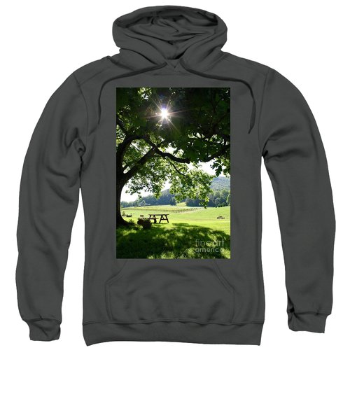 Vineyard In Georgia Sweatshirt