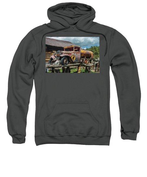 Vintage Ford Tanker Sweatshirt
