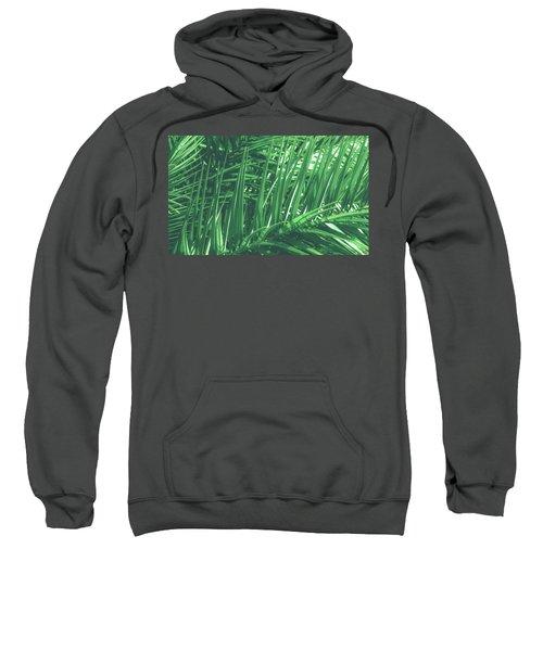 Vintage Palms V Sweatshirt