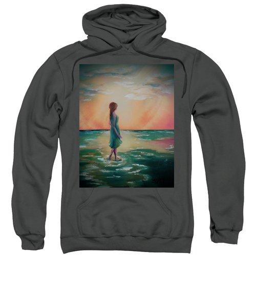 Walk Through Water Sweatshirt