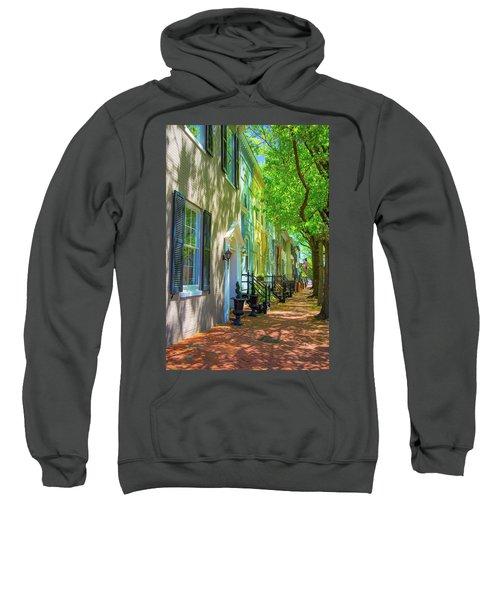 Walking On Duke Street Sweatshirt