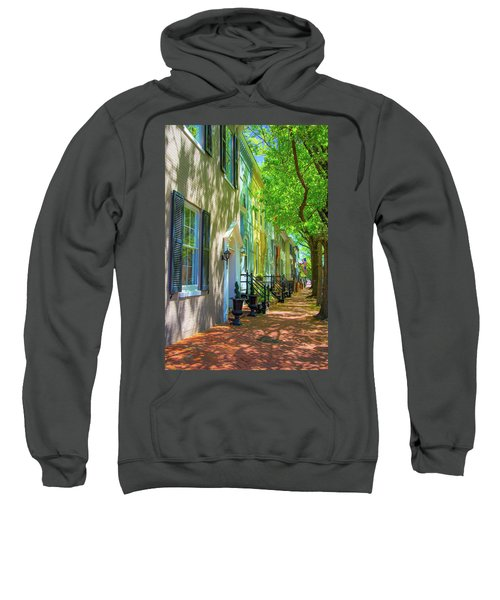 Walking On Duke Street Sweatshirt