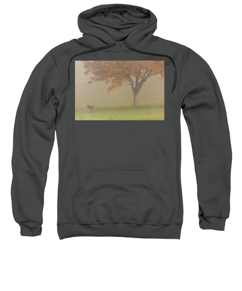Walnut Farmer, Beynac, France Sweatshirt