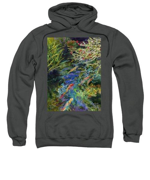 Water Garden Sweatshirt