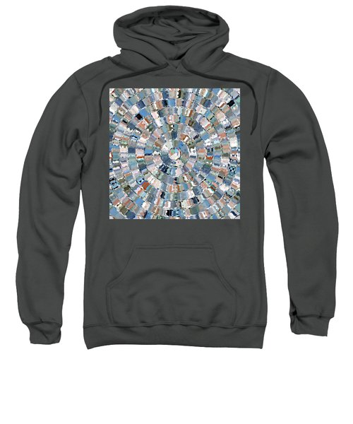 Water Mosaic Sweatshirt