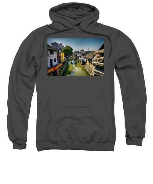 Water Village Sweatshirt