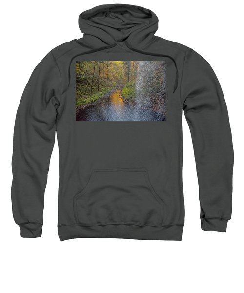 Waterfall Waterdrops Sweatshirt