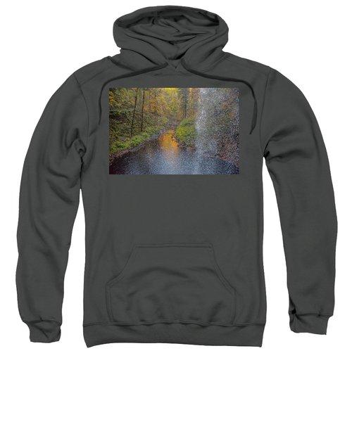 Waterfall Waterdrops Sweatshirt